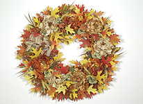 Autumn & Thanksgiving Wreaths