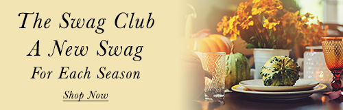 Swag Club - give a swag each season all year long