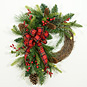 Winter Solstice Wreath