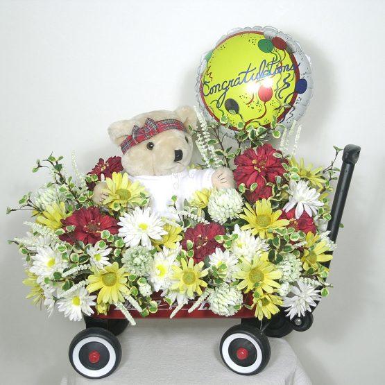 Wagon Full of Congratulations