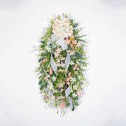 Pastel Garden Swag