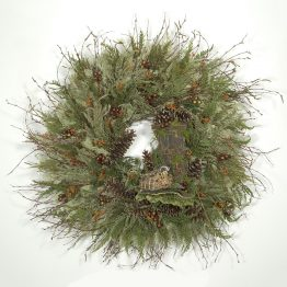 Woodland Sanctuary Wreath