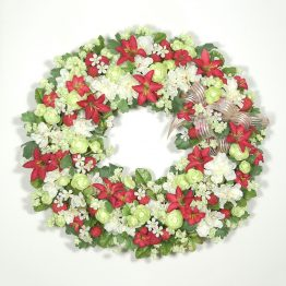 Strawberry Shortcake Wreath