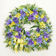 Forever Spring Wreath