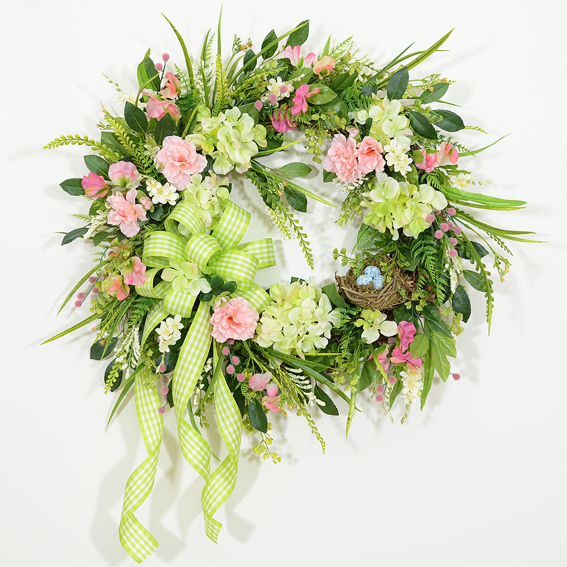 Enchanted Garden Wreath