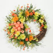 Citrus Punch Wreath