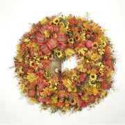 White Mountains Autumn Wreath