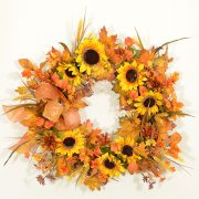 Essence of Autumn Wreath