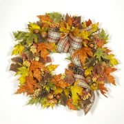 Scottish Highlands Wreath