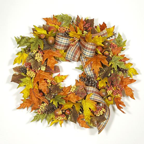Scottish Highlands Wreath