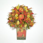 Harvest Welcome Sconce