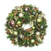 Splendor of Christmas Wreath