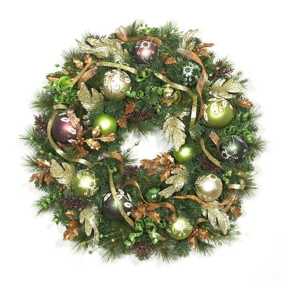 Splendor of Christmas Wreath