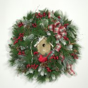 Home - Sweet - Home Wreath