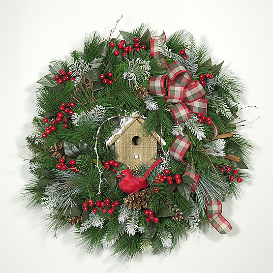 Home - Sweet - Home Wreath