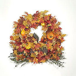 Celebrate the Season Wreath