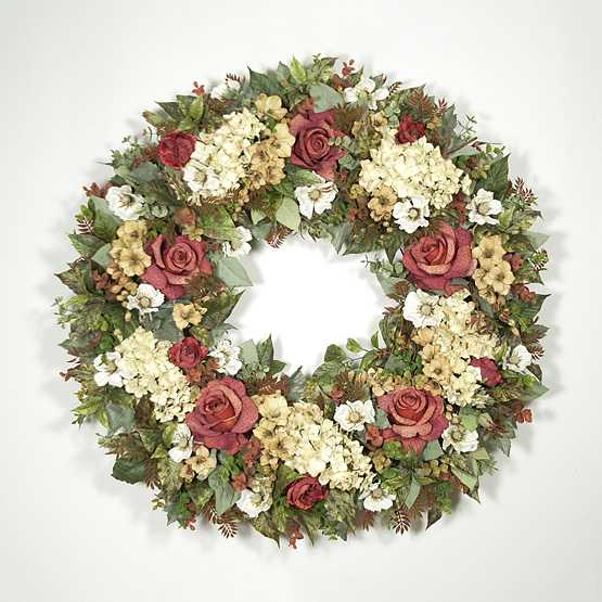 Countryside Villa Wreath