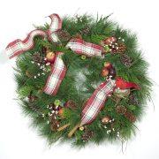 Winter's Pantry Wreath
