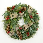 Fresh From The Forest Wreath