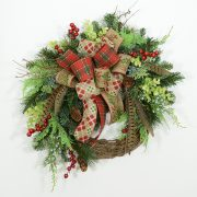 Earthly Blessings Wreath