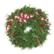 Vintage New England Wreath