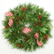 Mountain Villa Wreath