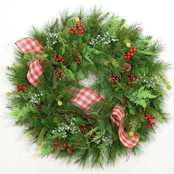 Mountain Villa Wreath