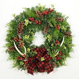 Inspired by Nature Wreath