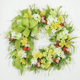 Wreath Club Deluxe Summer Wreath