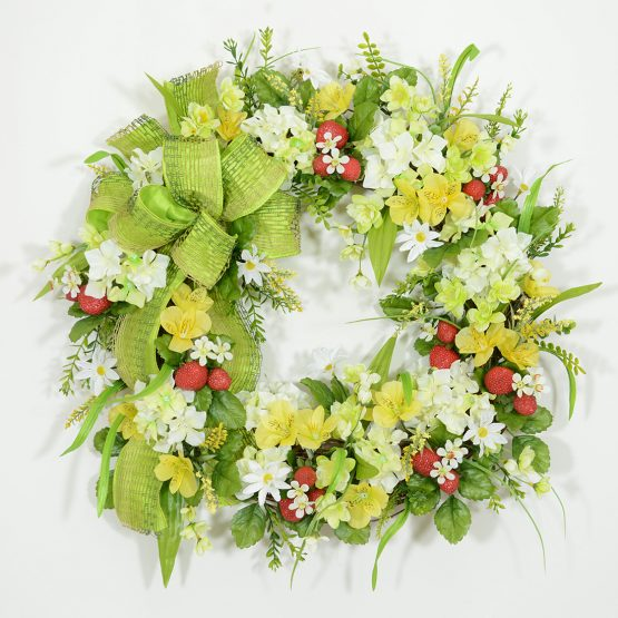 Wreath Club Deluxe Summer Wreath