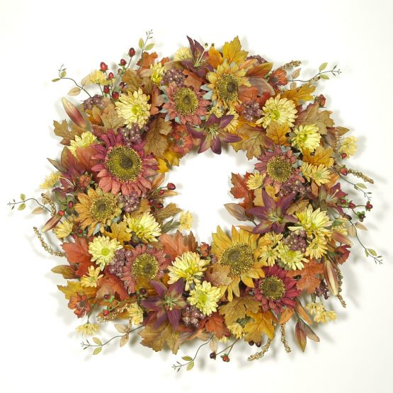Wreath Club Premium Fall Wreath