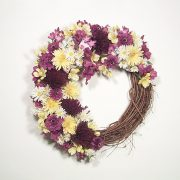 Daisy Jubilee Wreath