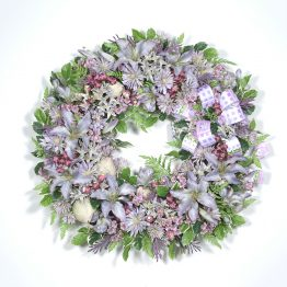 Cottage Garden Wreath