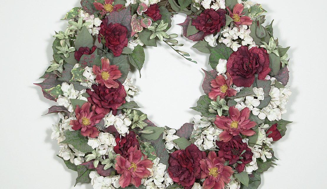 Delicate Elegance Wreath