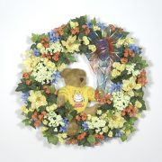 Happy Birthday Wreath