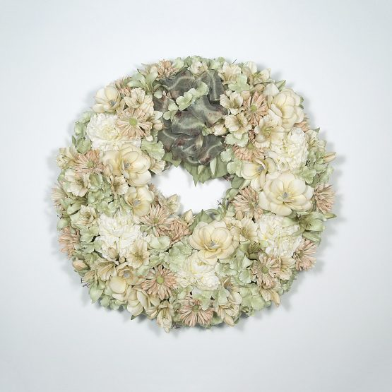 Cottage Garden Wreath '10