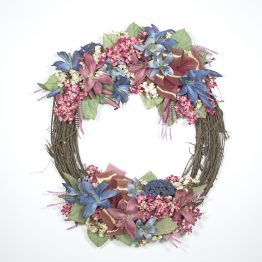 Anne's Daylily Wreath
