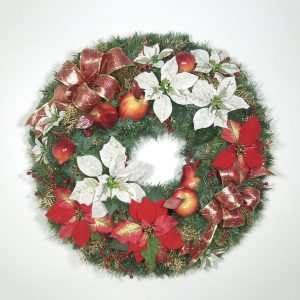 Christmas Elegance Wreath
