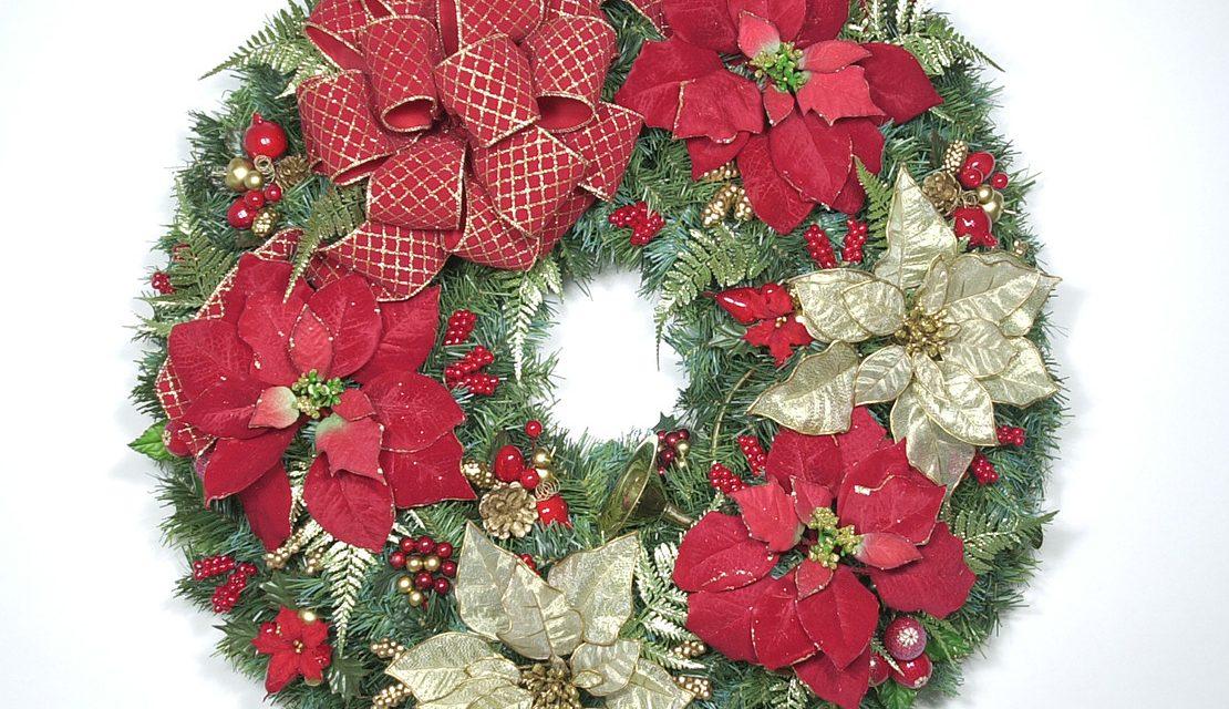 Classic Christmas Wreath '10