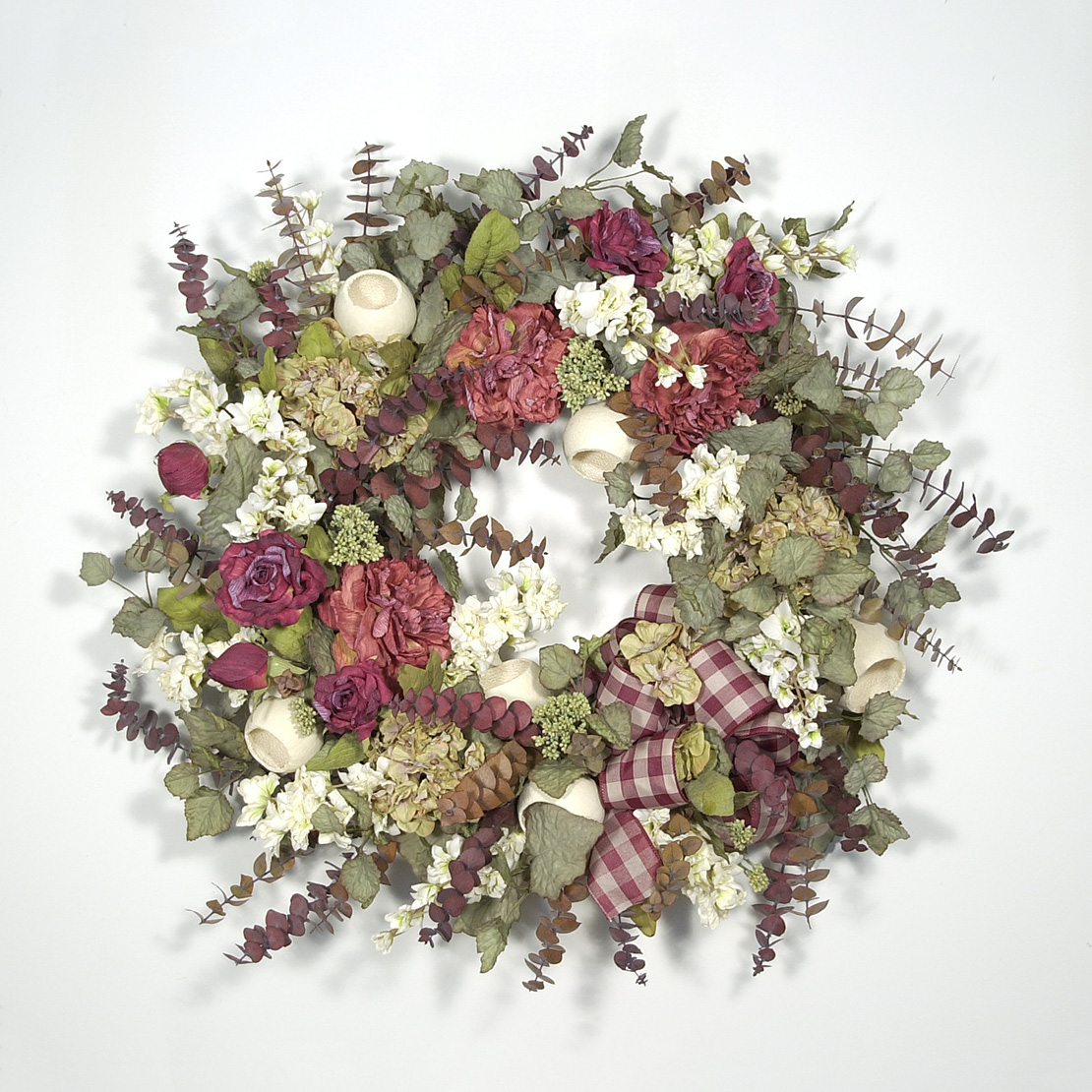 Wreath Ideas: Retired Decorator & Twig Wreaths