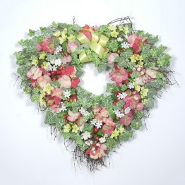 Fruits and Flowers Wreath