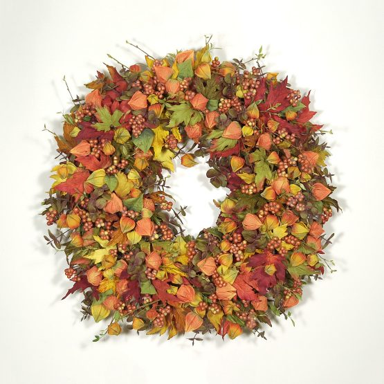 Autumn Jewels Wreath