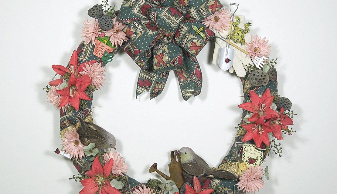 Garden Thyme Wreath