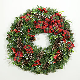 A Fresh Aire Christmas Wreath
