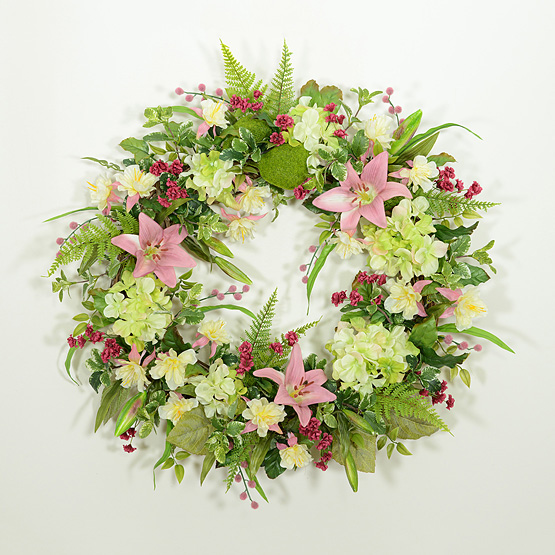 May Day Spring Wreath