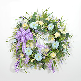 Southern Charm Spring Wreath