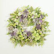 Romantic Cottage Garden Decorator Wreath