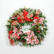 The Magic of Christmas Wreath