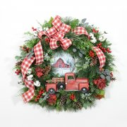 Fresh From The Farm Christmas Wreath