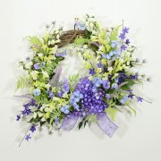 Soft and Breezy Spring Wreath
